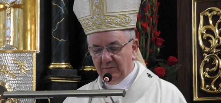 Słowo Arcybiskupa Metropolity Lubelskiego 22.03.2020