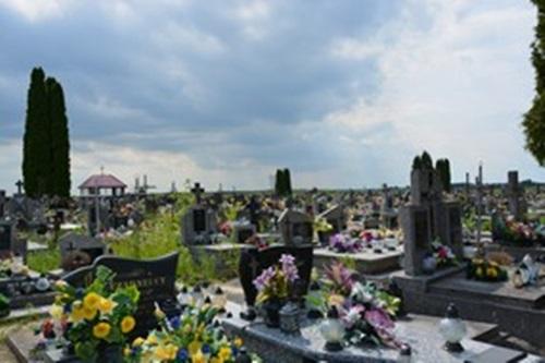 1 i 2 listopada nie będzie Mszy św. na cmentarzu